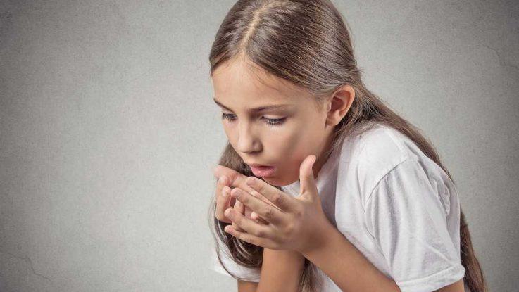 Zvracení u dětí