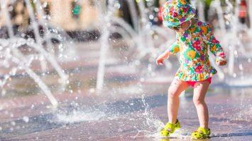 Jak zabavit děti venku v létě