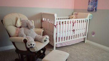 Klimatizace v dětském pokoji