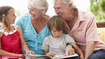 Proč by děti měly trávit čas s babičkou a dědou