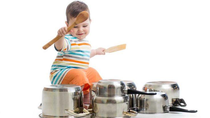 Jak naučit děti rytmus