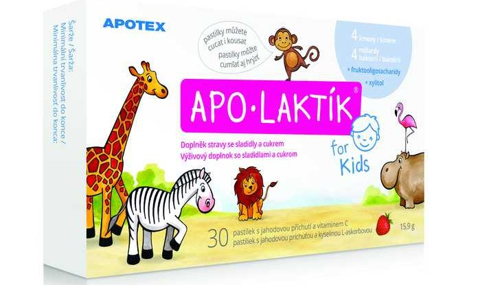 Apolaktík for kids