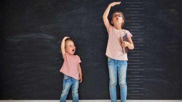 Růstový spurt u dětí