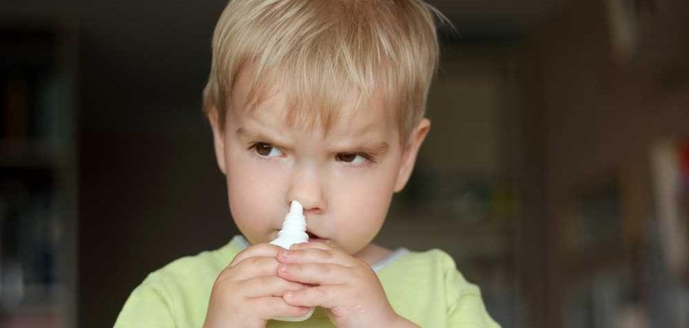 Jak správně kapat kapky do nosu