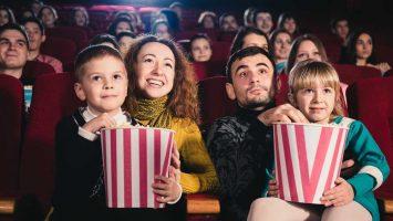 Kdy do kina s dětmi