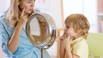 Jak naučit dítě říkat l