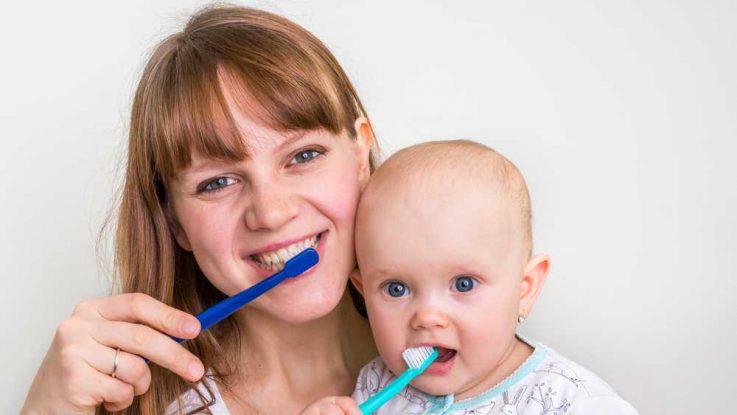 dětské zubní pasty