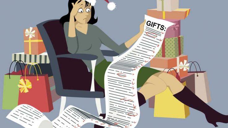 Půjčka na dárky před Vánoci