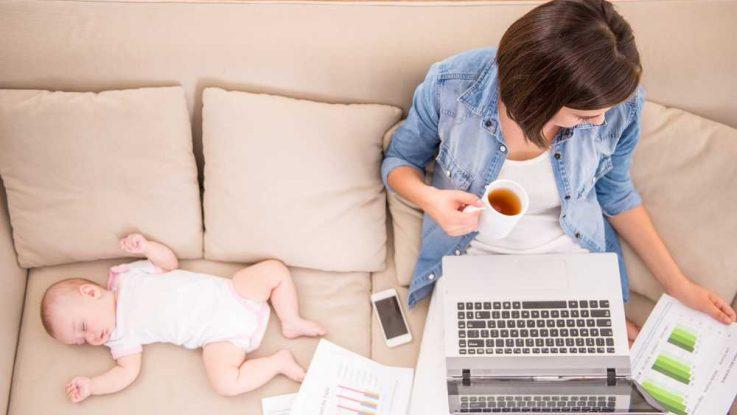 Jak se zabavit na mateřské