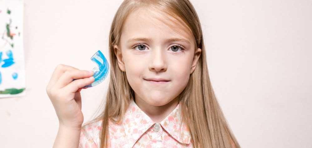 Skřípání zubů u dětí