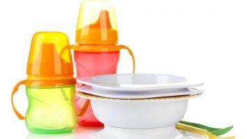 Nezávadné nádobí pro děti
