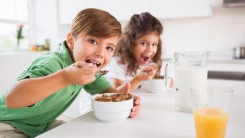 Snídaně pro děti