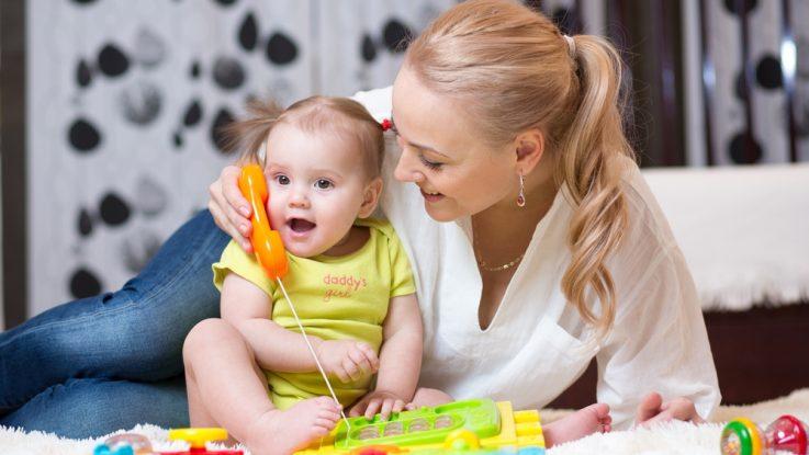 Vývoj dětské řeči