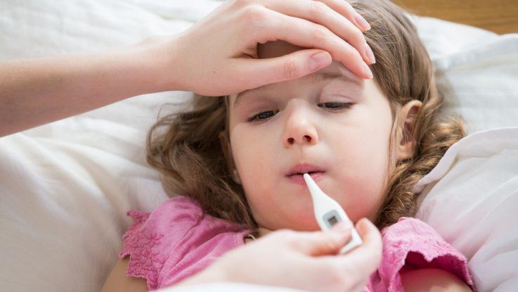 Nemocnost dětí ve školce