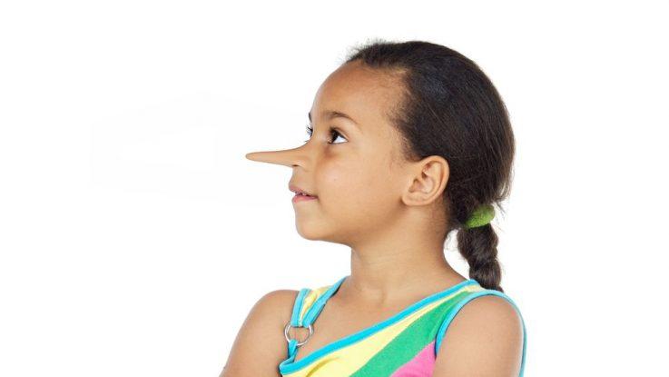 Chorobné lhaní u dětí
