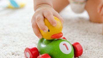 Hračky, které rozvíjejí motoriku u dětí