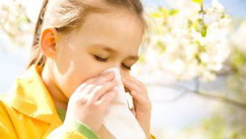 bylinky na kašel, alergie na pyl