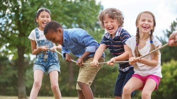 Akce na den dětí 2019