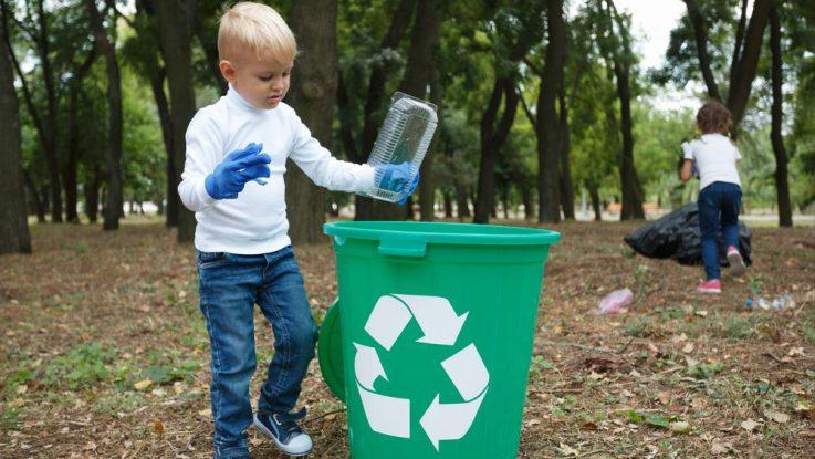 environmentální výchova dětí