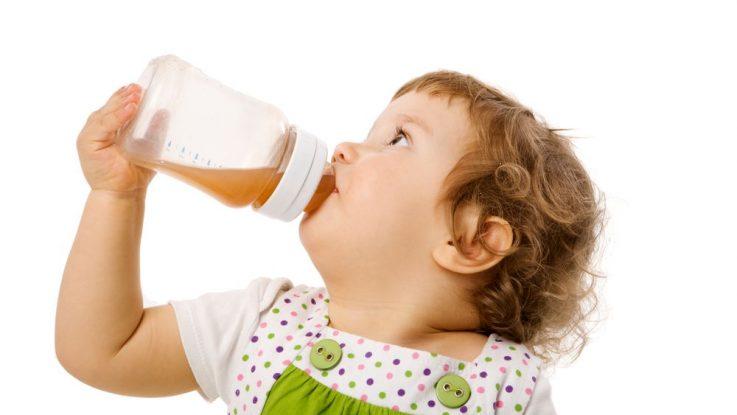 Čaj vhodný pro děti