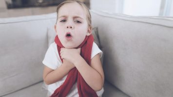 Laryngitida u dětí