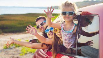 Jak strívit léto s dětmi