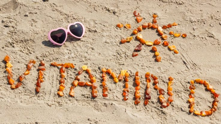 Vitamin D a opalovací krémy