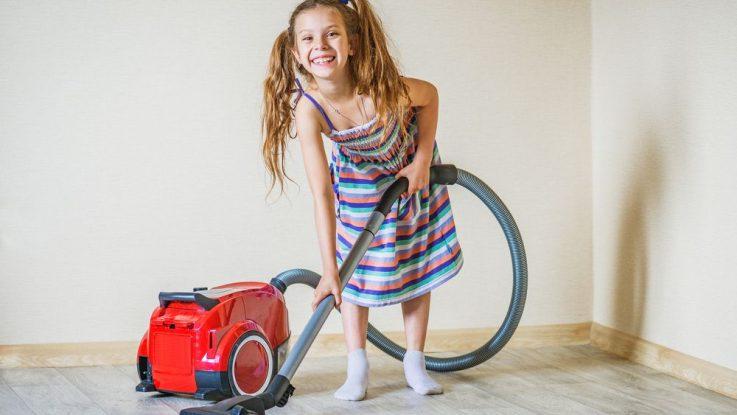 domácí práce pro děti podle věku