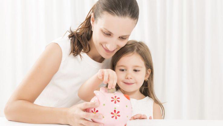 Jak ušetřit peníze na mateřské