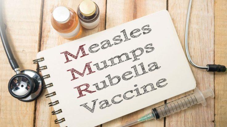 očkování mmr vakcína proti spalničkám