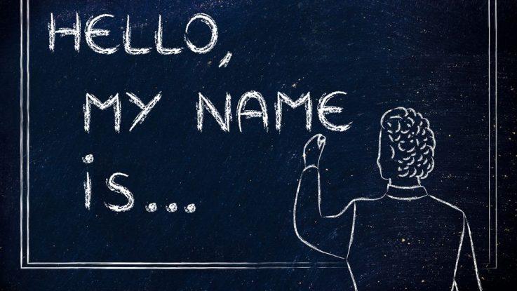 Výběr křestního jména