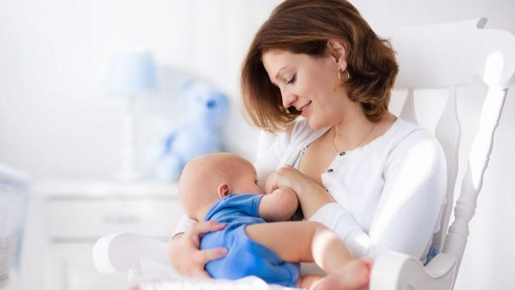 Výživa matek při kojení