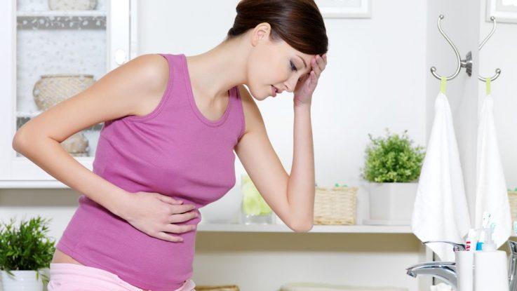 Těhotenské příznaky