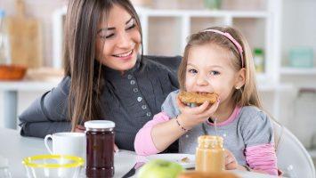 Nejčastější potravinové alergie