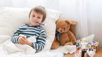 Dítě ve školce a imunita