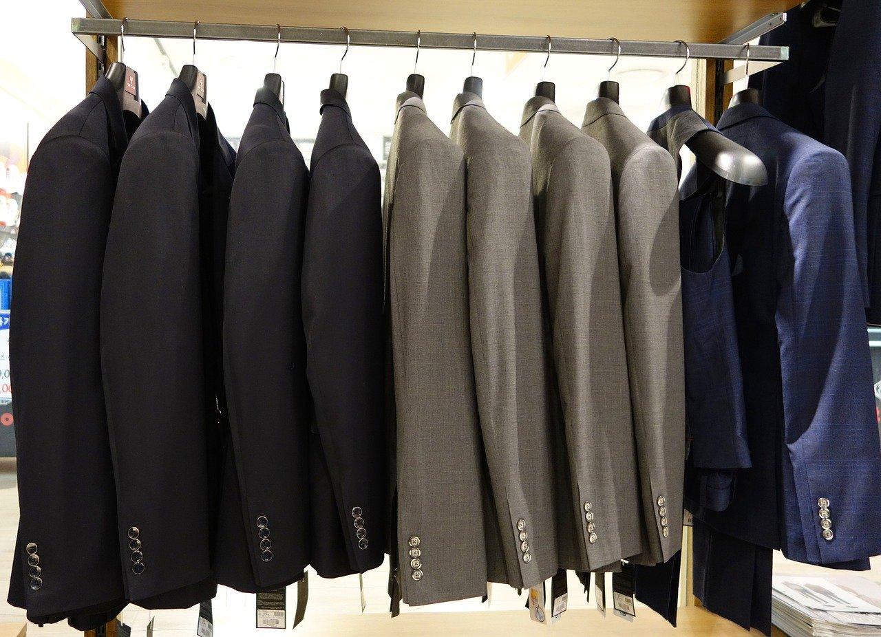Obleky pro muže