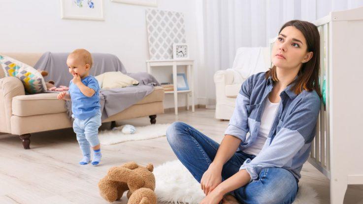 Manžel je pořád pryč a já jsem stále sama s dětmi