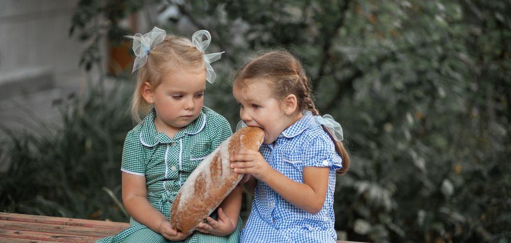 Alergie na lepek u dětí