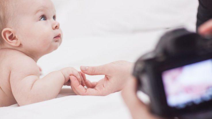 Jak fotit miminka