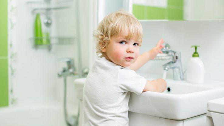 Nano ochrana koupelny