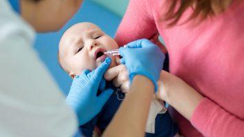 Očkování proti rotavirům