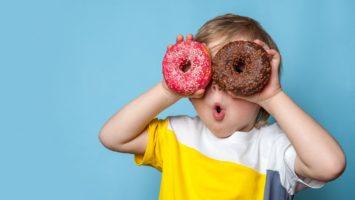 Jak děti odnaučit jíst sladké