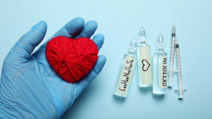 Hormon lásky oxytocin