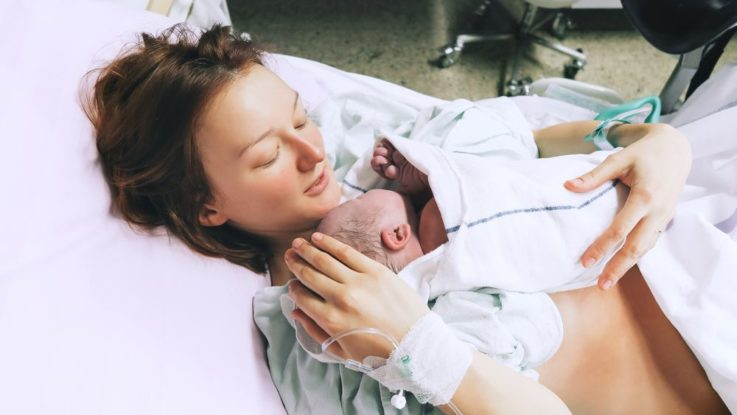 Jak probíhá porod