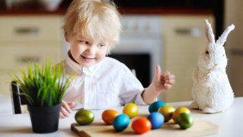 Velikonoce a jaro s dětmi