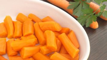 Dušená mrkev recepty