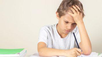 Dysgrafie u dětí