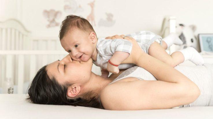 jak moc se věnovat svému miminku