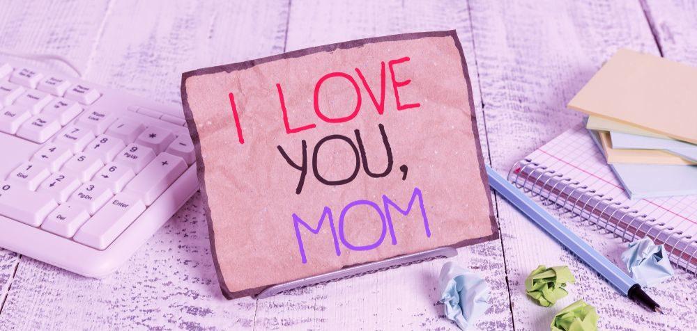 Přání na Den matek