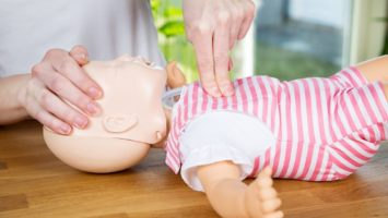 Resuscitace u novorozence